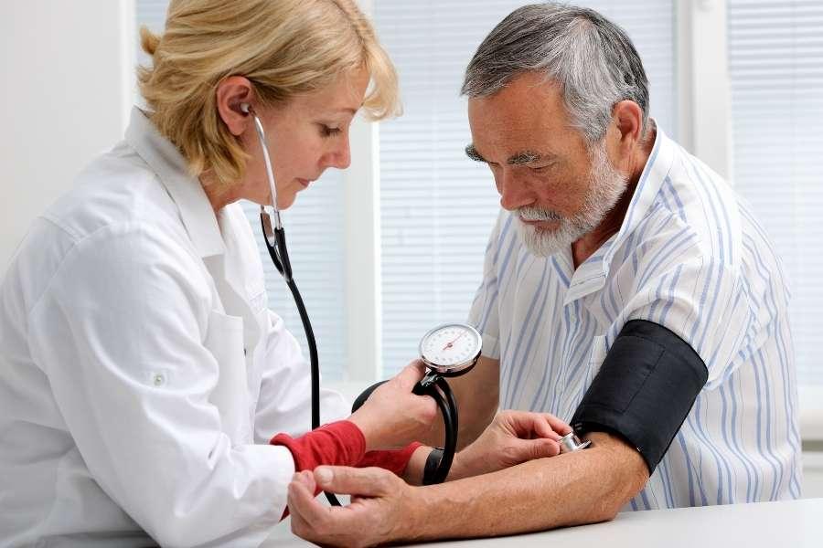 Reconocimiento médico para seguros de vida